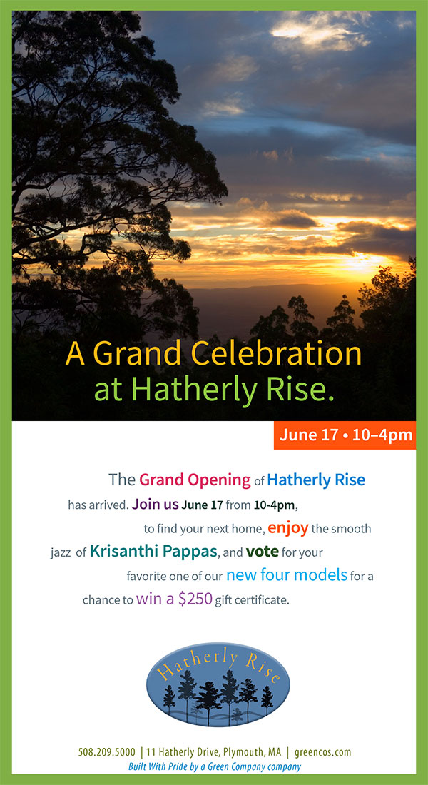 A Grand Celebration at Hatherly Rise