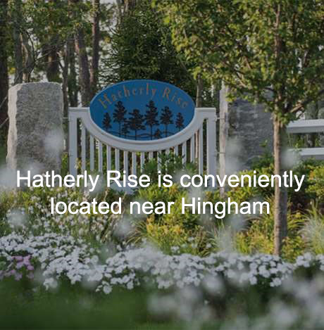 senior independent living community in Hingham MA